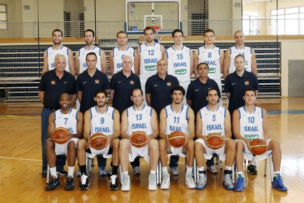 Israeli Basket Men 54
