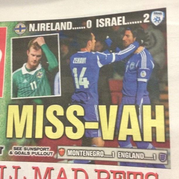 Israel's Victory!-Michal Grundland