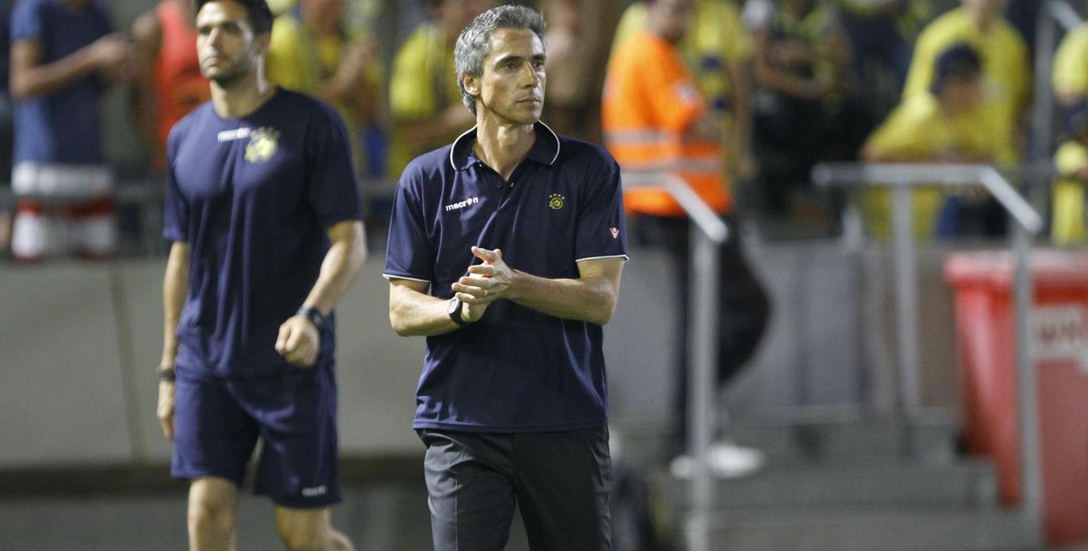 Paulo Sousa-Maccabi Tel Aviv Website