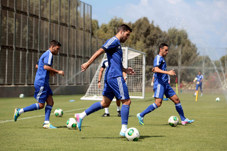 Itay Schecter-Israel Football Association Website