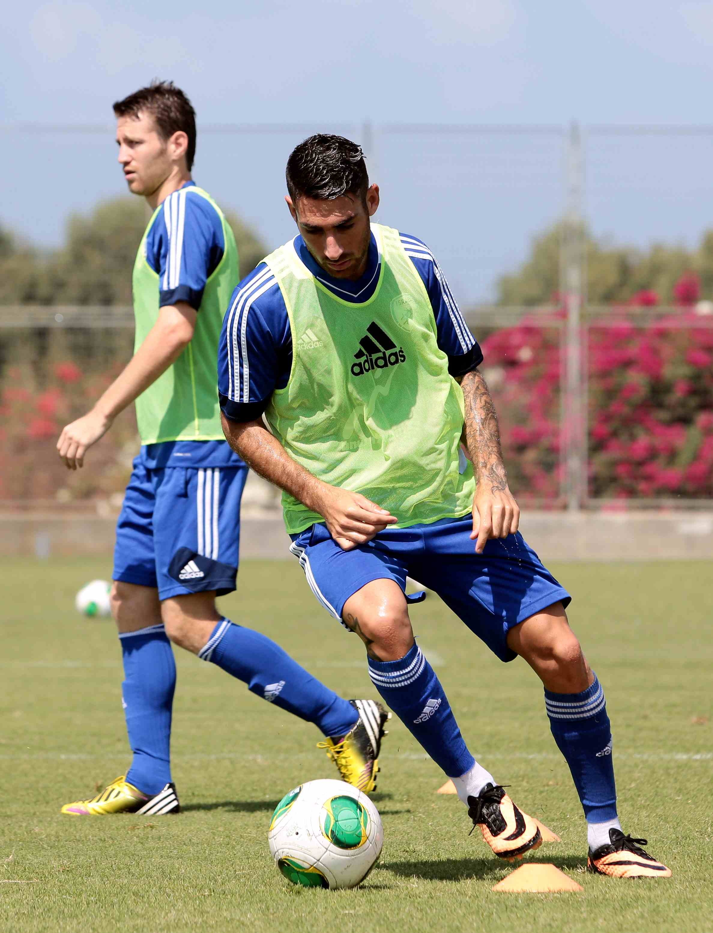 Eliran Atar, will he make a difference?- Israel Football Association Website