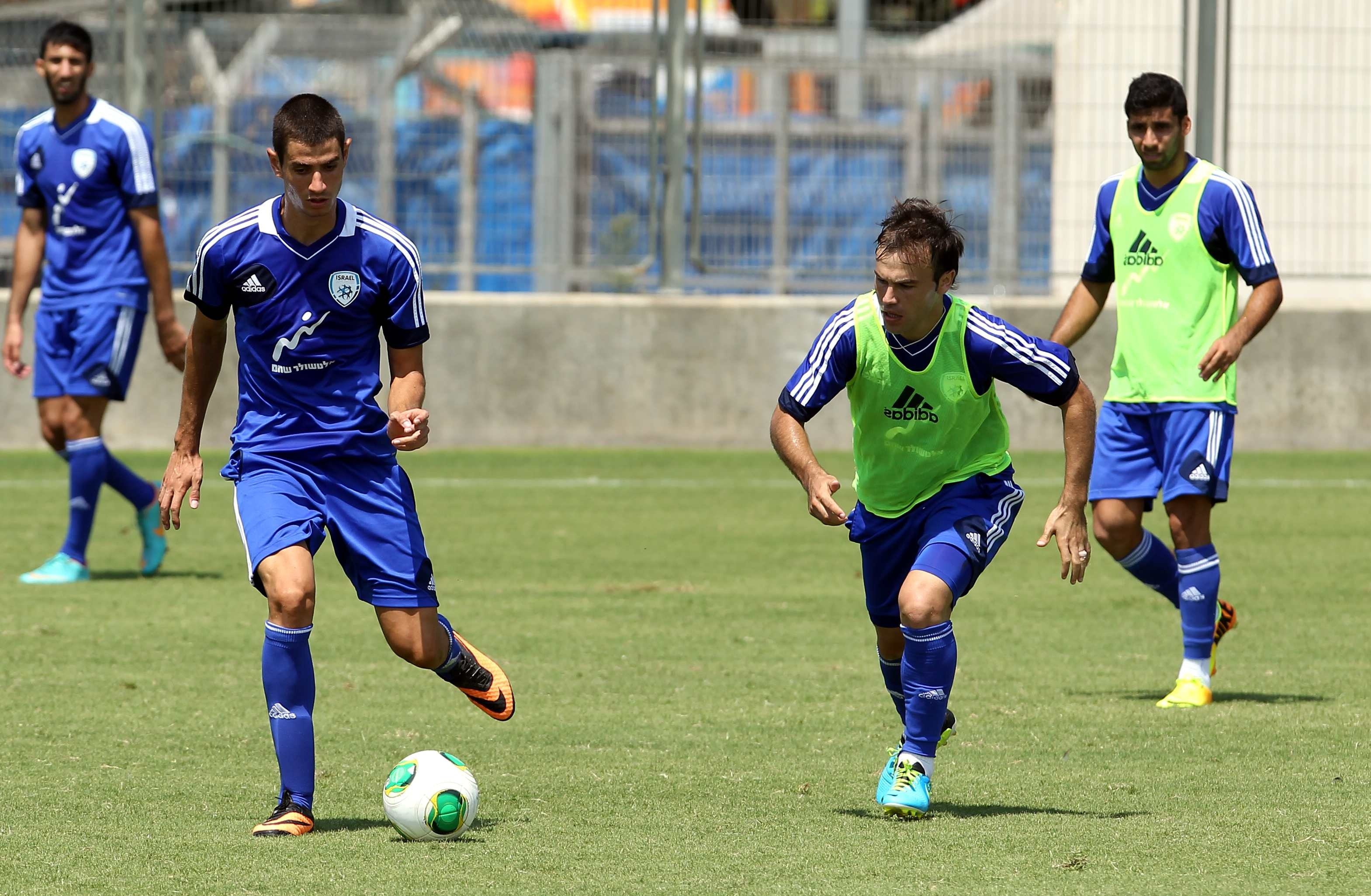Nir Biton-Israel Football Association Website