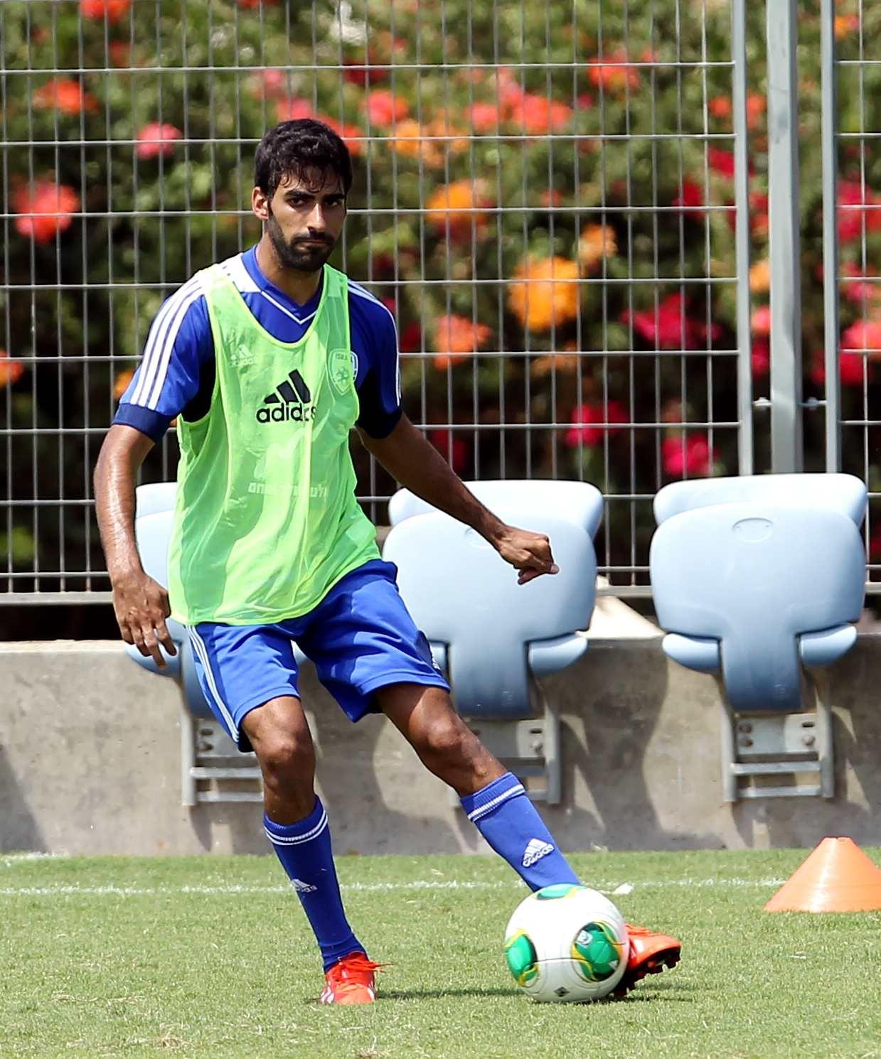 Ofir Davidzada-Israel Football Association Website