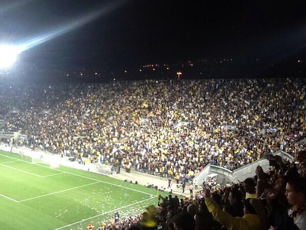 Beitar Jerusalem Fans! 30K Strong!