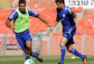 Israel Football Website