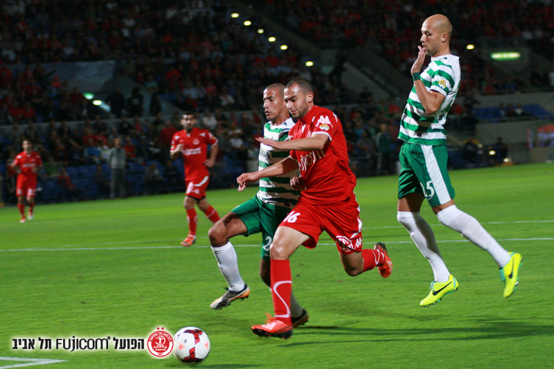 Omer Damari, Hapoel Tel Aviv's Bright Spot! Courtesy Hapoel Tel Aviv Website