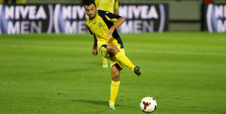 Nikola Mitrovic-Courtesy Maccabi Tel Aviv