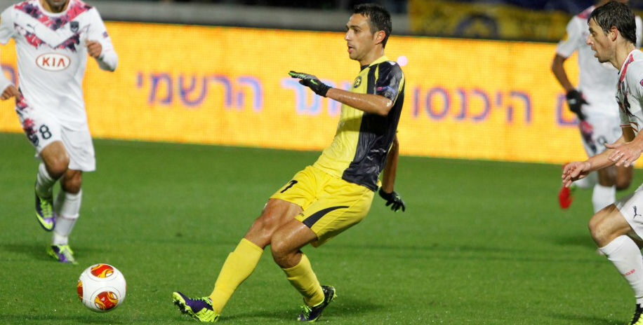 Eran Zahavi in Action-Maccabi Tel Aviv website