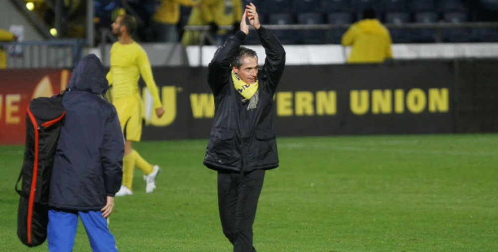 Coach Paulo Sousa-Maccabi Tel Aviv website