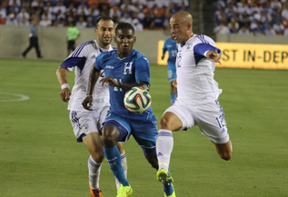 Tal Ben Haim had a strong match-Courtesy Israel Football Association
