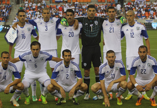 Israel National Team-Courtsey Israel Football Association