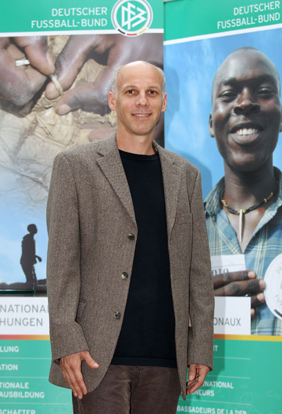 Michael Nees-Israel Football Association's Technical Director