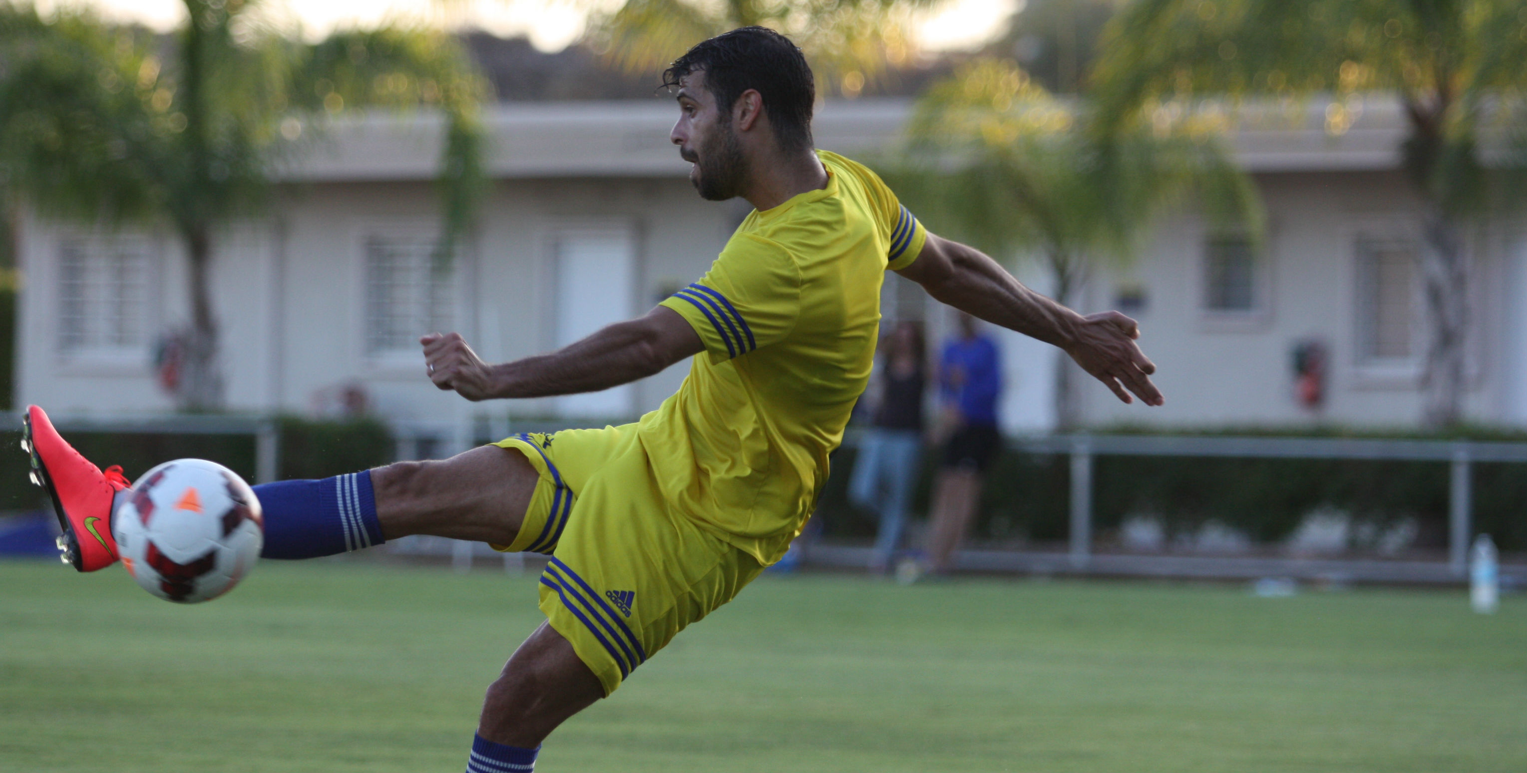 Eden Ben Basat-Courtesy Maccabi Tel Aviv Website