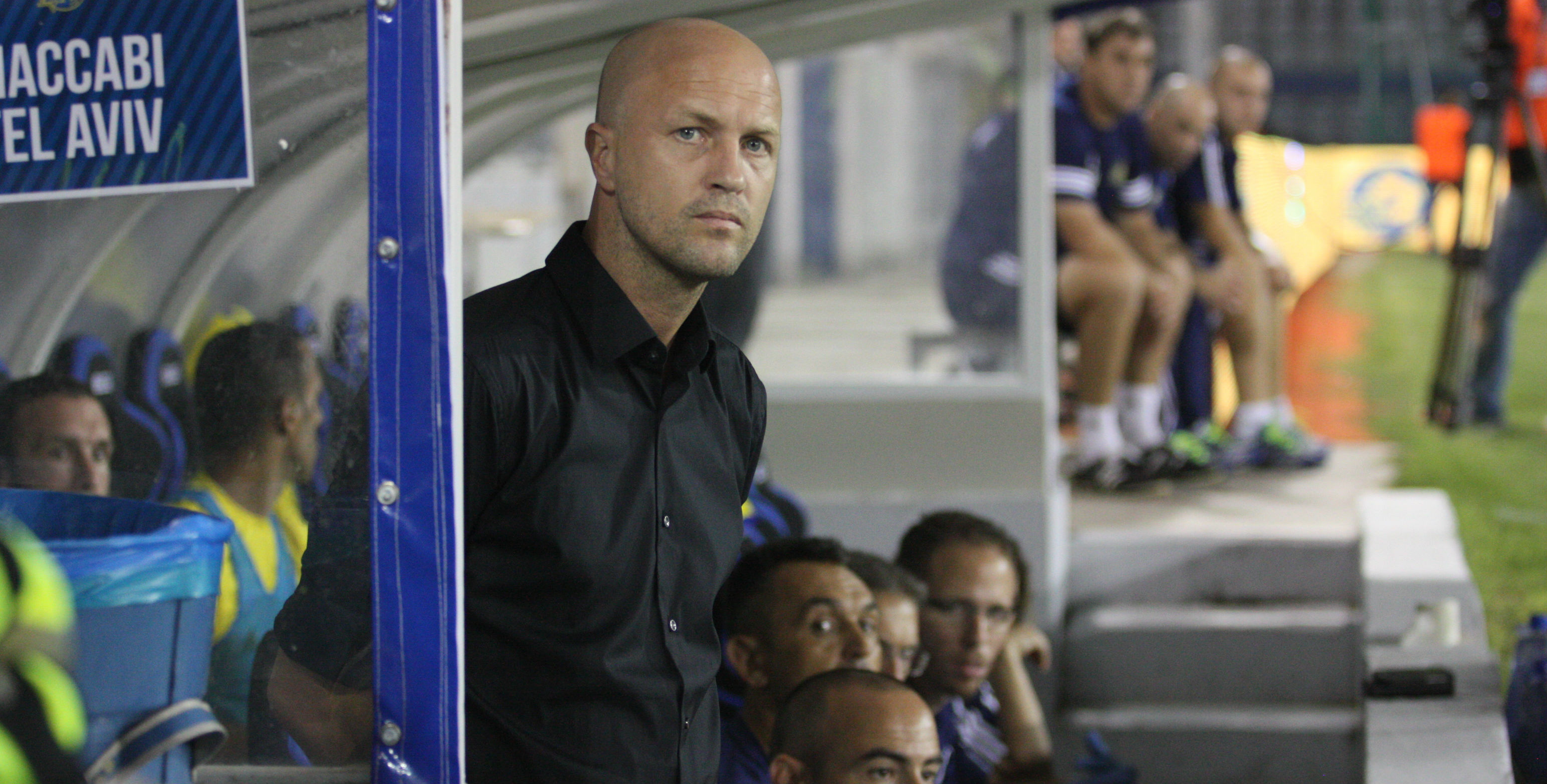 Jordi Cryuff-Courtesy Maccabi Tel Aviv Website