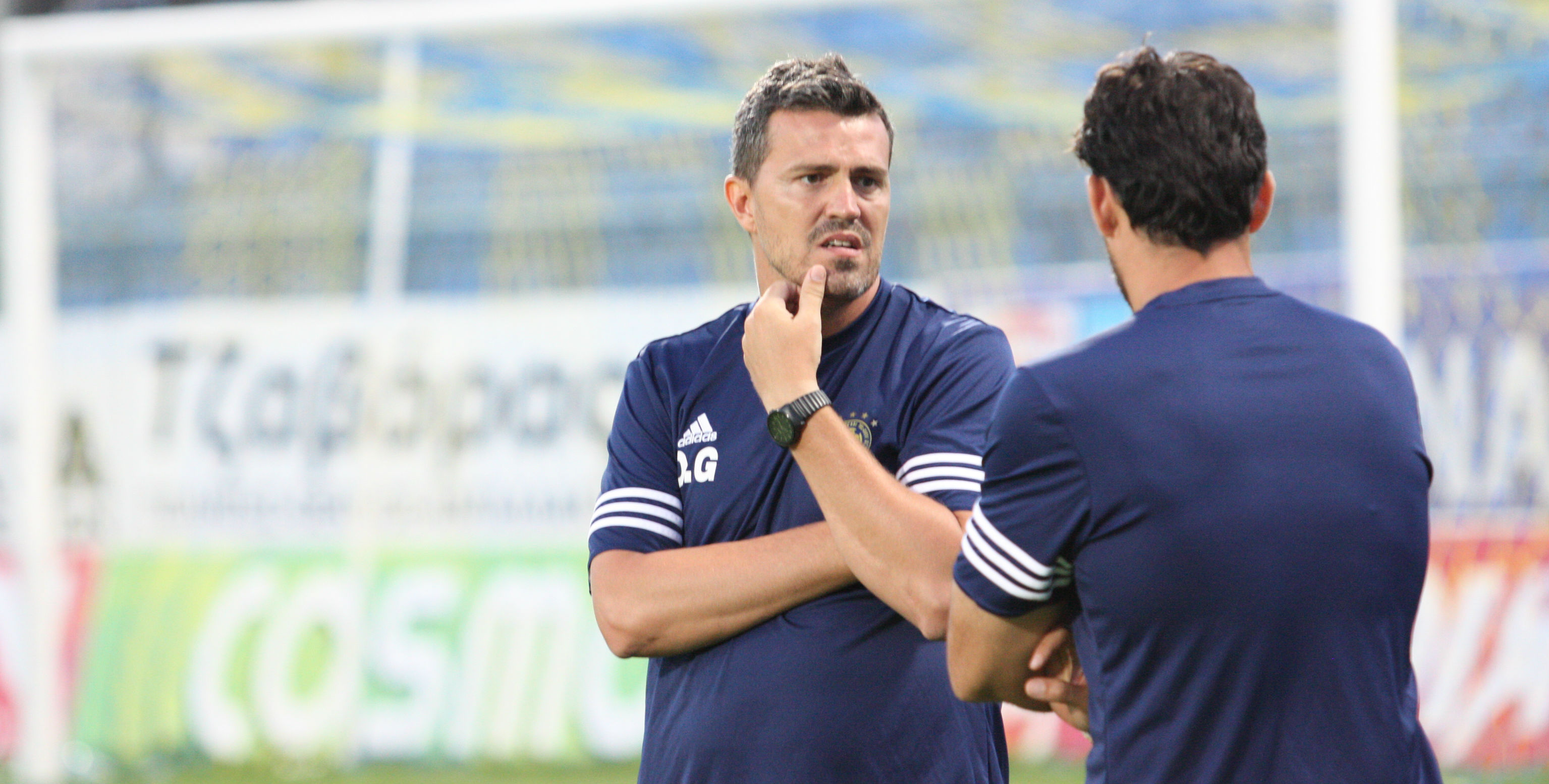 Oscar Garcia-Courtesy Maccabi Tel Aviv Website