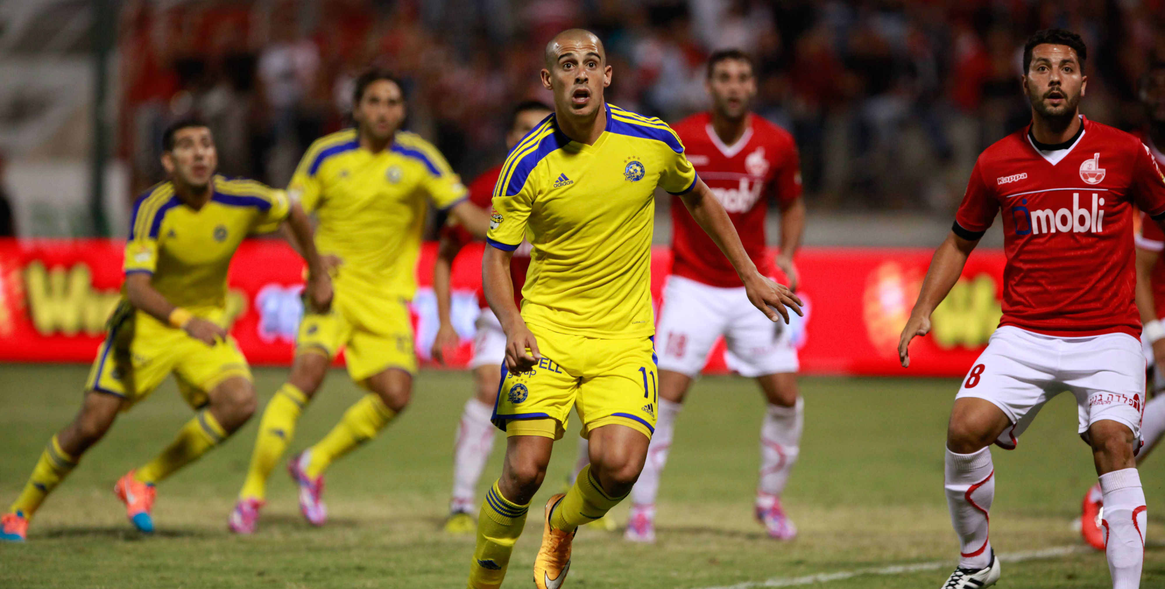 Tal Ben Chaim-Courtesy Maccabi Tel Aviv  Website