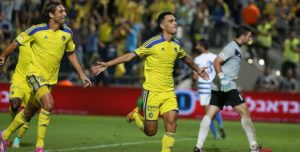 Eran Zahavi-Courtesy Maccabi Tel Aviv website