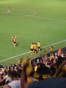 Beitar Celebrates Goal!