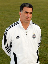 Marko Balbul, Maccabi Haifa's new man in charge
