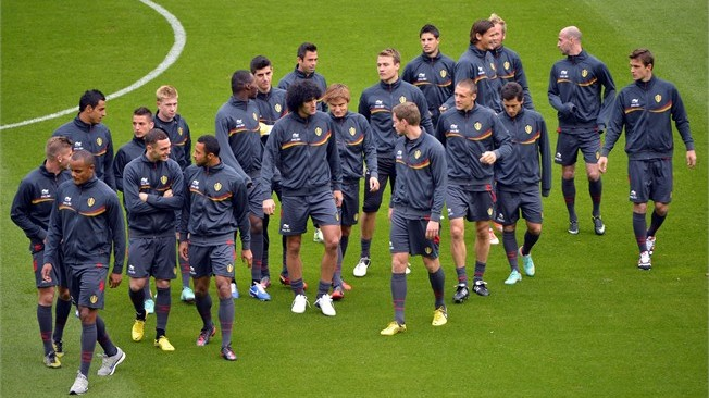 Belgium National Team-Courtesy of Fifa.com