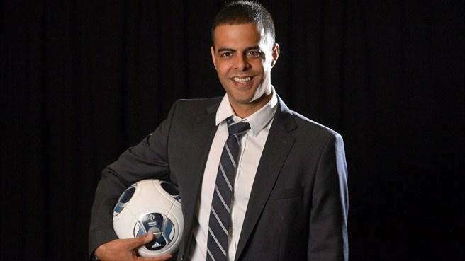 Charlton Athletic manager Guy Luzon-Courtesy UEFA.com