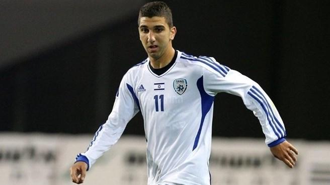 Monas Dabbur-Courtesy UEFA.com