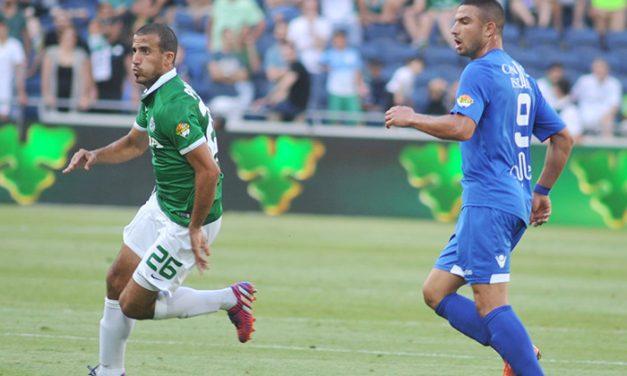 Upper Playoffs Ligat Ha'Al Round 36 May 30, 2015