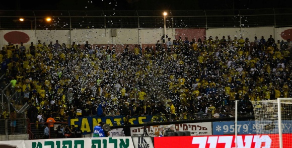 Frustrating and aggravating-A storybook ending for Maccabi Tel Aviv?