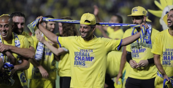 CHAMPIONS! Maccabi Tel Aviv take Israeli League Ligat Ha'Al