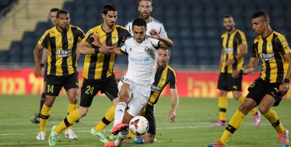 Beitar Jerusalem secures final Europa League spot! Upper Playoffs Round 35 May 24-25, 2014