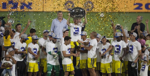 Maccabi pulls down curtain on record breaking campaign!