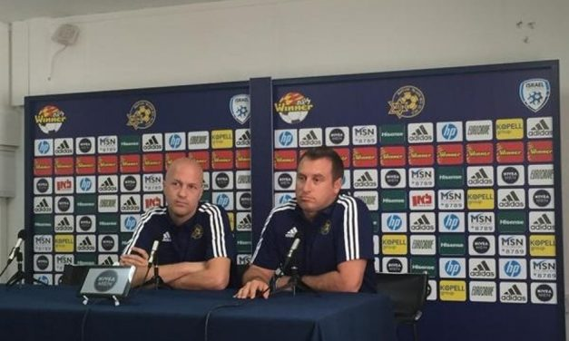 Maccabi Tel Aviv Technical Director Jordi Cruyff talks 2015/16 season!