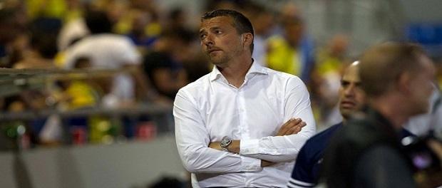 Slavisa Jokanovic- Courtesy Maccabi Tel Aviv