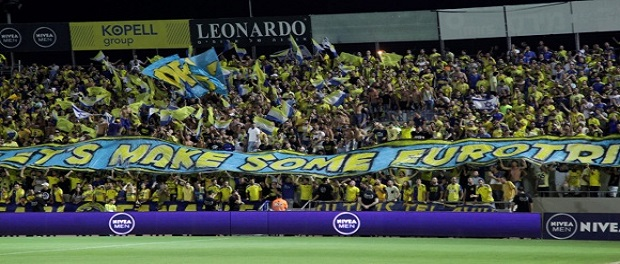 Courtesy Maccabi Tel Aviv
