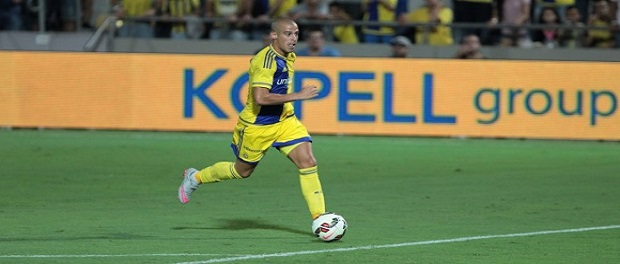 Tal Ben Chaim - Courtesy Maccabi Tel Aviv