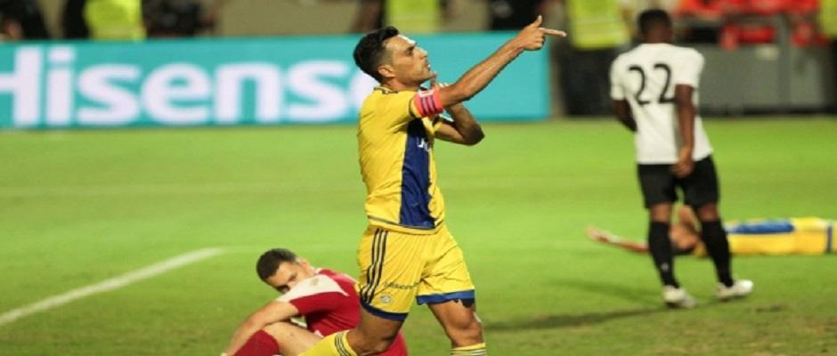Eran Zahavi - Courtesy Maccabi Tel Aviv