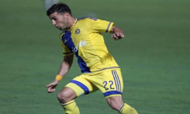 Maccabi falls to Plzen 1:2 in 1st leg