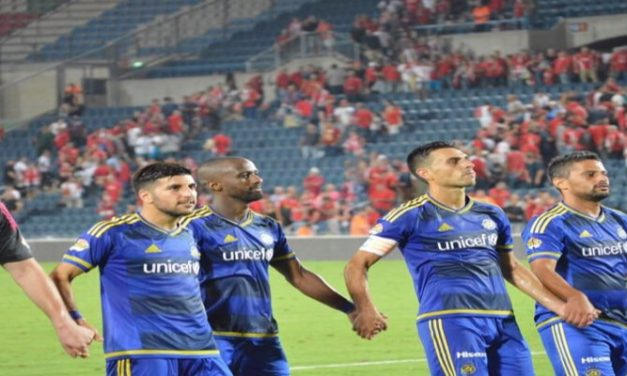 Maccabi Tel Aviv – Playing with the Big Boys Now!