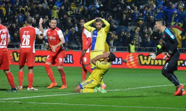 Maccabi & Hapoel are fit to be tied!