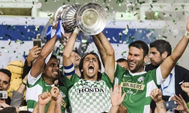 Maccabi Haifa captures Israel State Cup