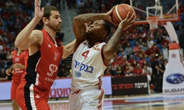 Maccabi & Eilat wrap up series, Jerusalem & Haifa win