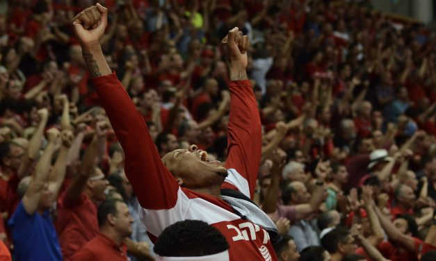 Hapoel Jerusalem & Rishon Le'Zion advance to Final Four