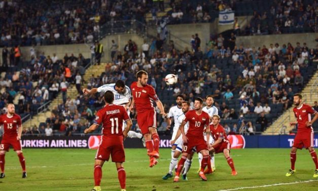 Israel wins second straight in World Cup Qualifying