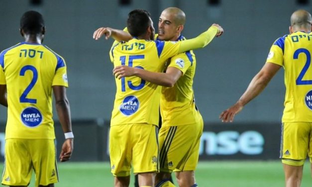 Israel Football Championship & Relegation Playoffs Matchday 27