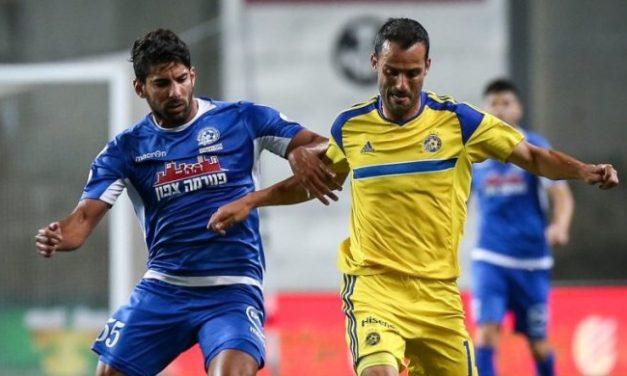 Israel Football Championship Playoffs Matchday 35