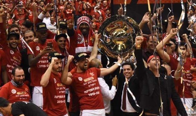 Hapoel Jerusalem wins the Israel Basketball League Championship