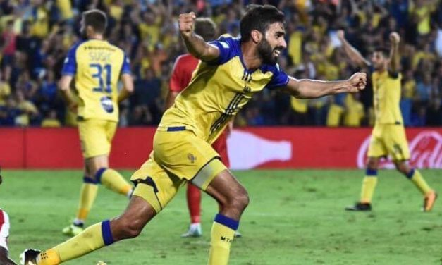 Maccabi Tel Aviv & Hapoel Beer Sheva into the Europa League Group Stages