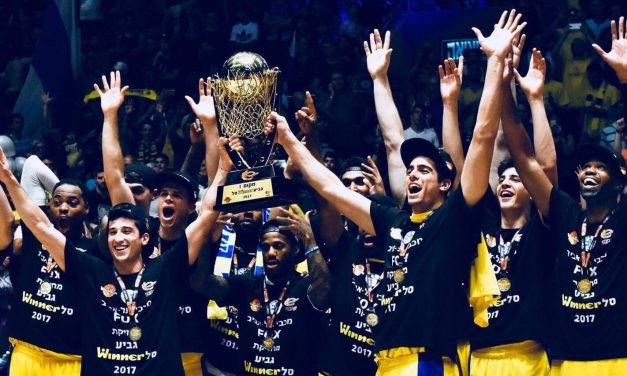 Dawn of a new era. Maccabi takes home the Winner Cup