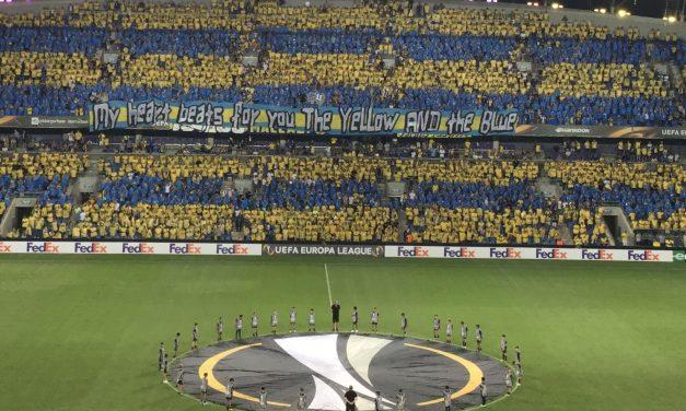 Maccabi draws with Villarreal, Beer Sheva falls in Plzen