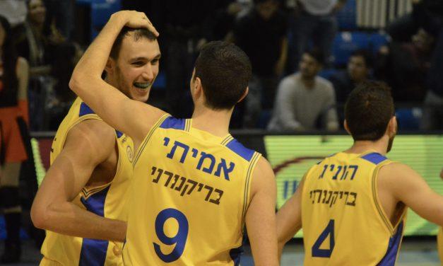 Top Players & Top Stories of the Israel Basketball Week – Gameday 15